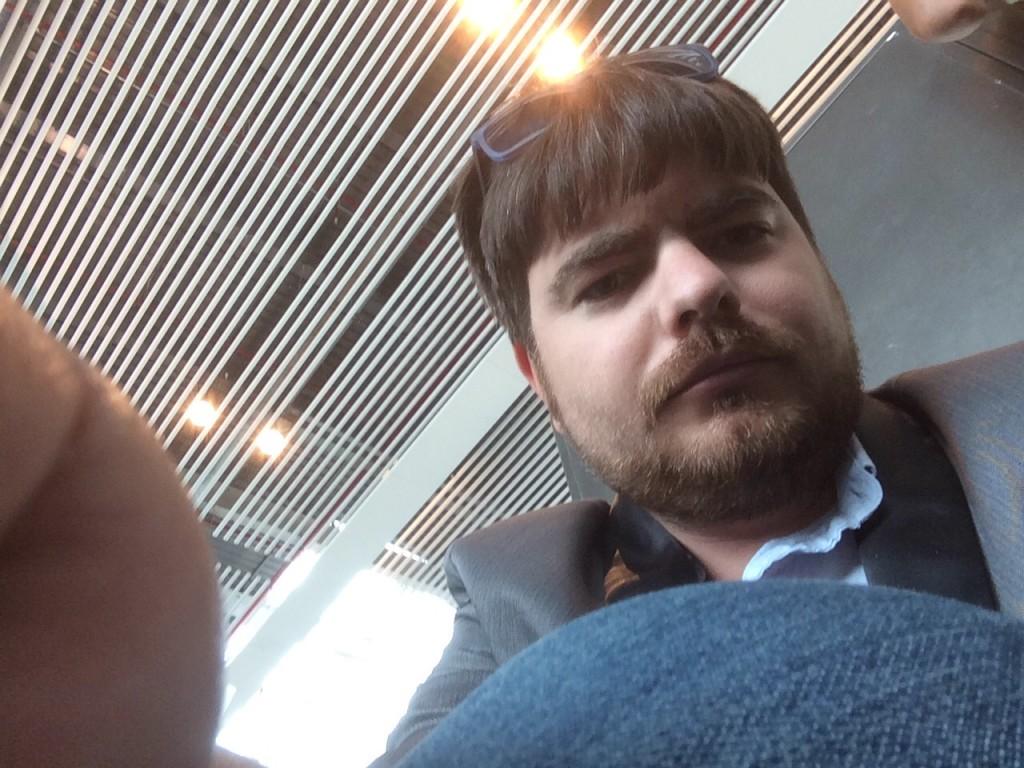 Selfie di Davide Ballestra